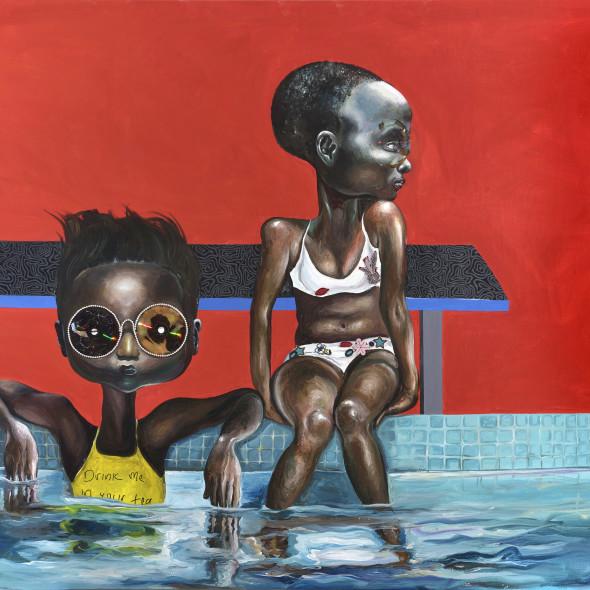 Ndidi Emefiele - Rainbowcation, 2016