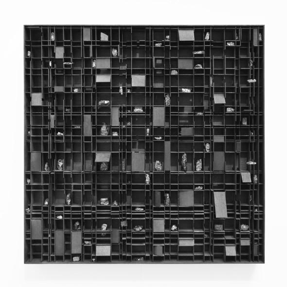 Levi Van Veluw - Internal disruption, 2017