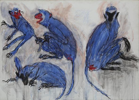Amit Ambalal, Untitled, 2016