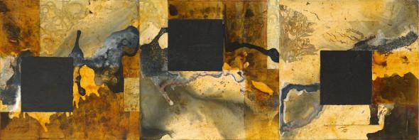 Antonio Puri, Crossing (triptych)