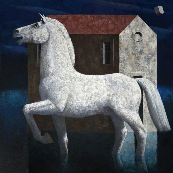 Matthias Brandes, Cavallo