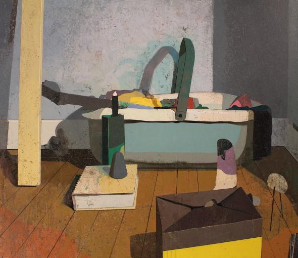 Charles Ladson, Hamper