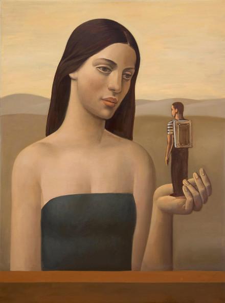 Alberto Galvez, pequeno pintor