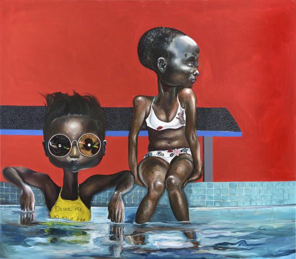 Ndidi Emefiele, Rainbowcation, 2016