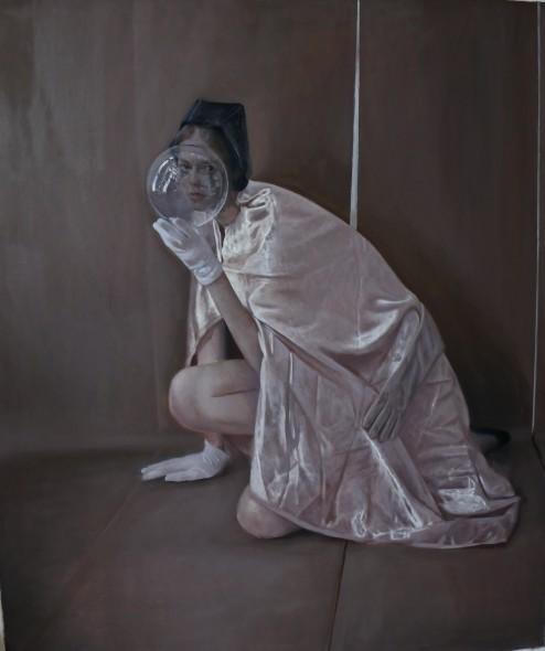 Teodora Axente, The Cat, 2018