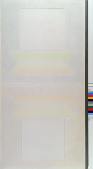 Riccardo Guarneri, Strisce Colore, 1966