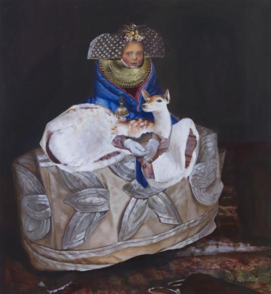 Teodora Axente, Deer womb, 2018