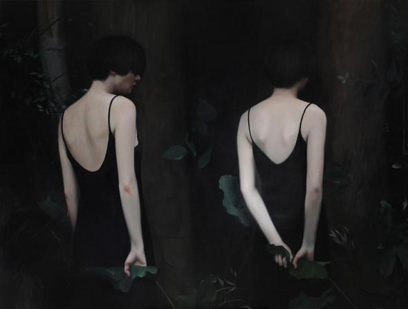 Ruozhe Xue, Hold, Tear, 2019