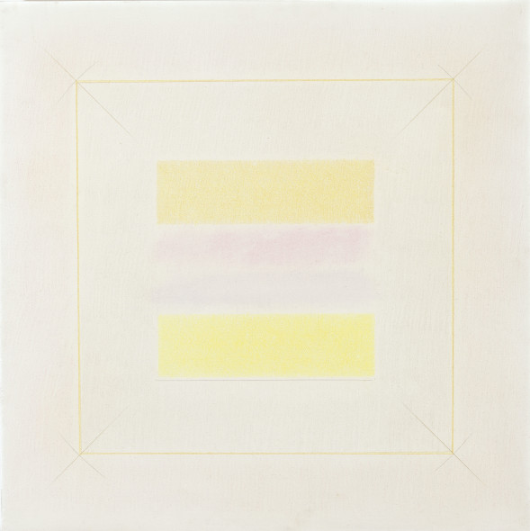 Riccardo Guarneri, Due gialli, 1972