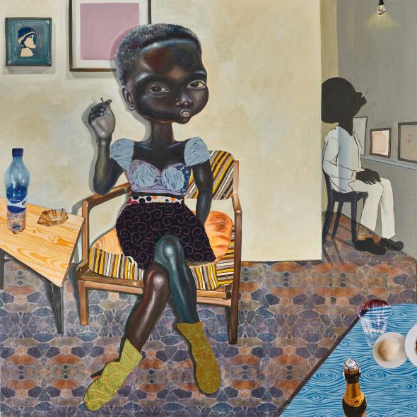Ndidi Emefiele, Untitled 3, 2018