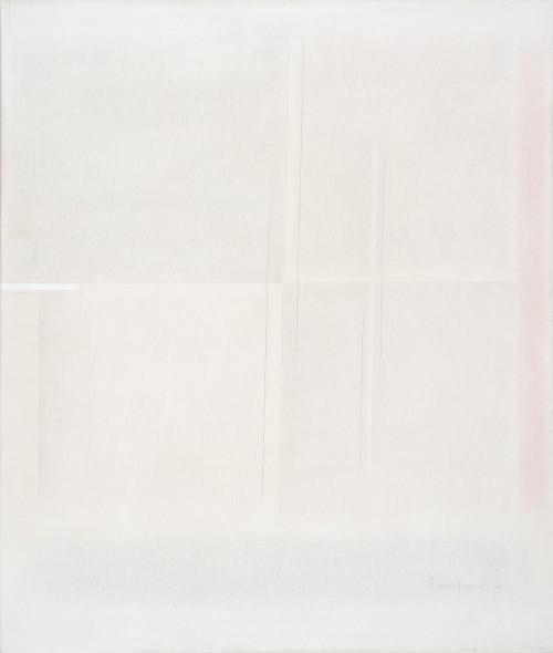 Riccardo Guarneri, Strutturale obliquo, 1964