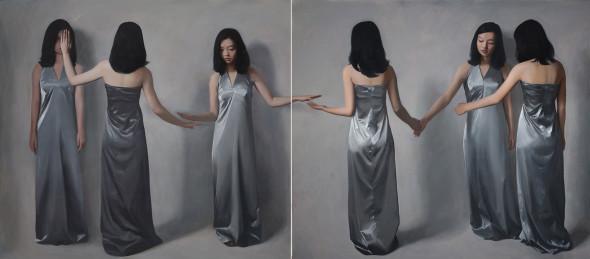 Ruozhe Xue, The message, 2019