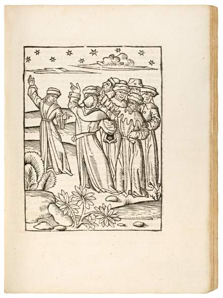 The Seven Sages of Rome and Seven Other Texts, 1490; 1485-1491