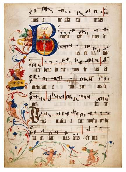 Glockendon workshop, Gnadenstuhl Trinity celebrating Trinity Sunday, 1550