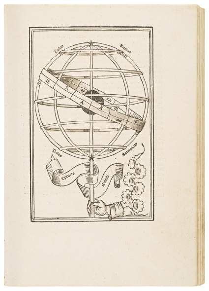 Medieval Astrology in a First Edition, 9 January 1489