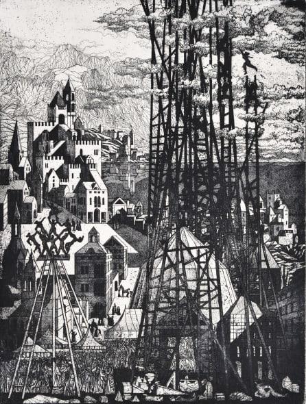 La Visita dei Guillari (The Jester's Visit)