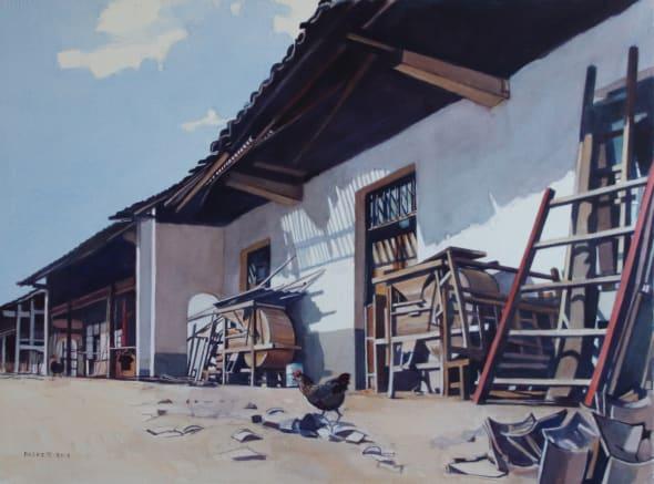 Sunny Winnowers, Caoshan