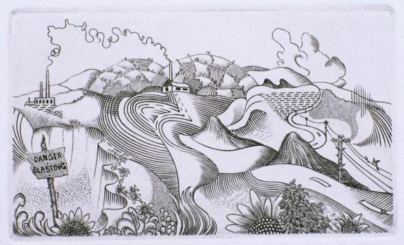 A Somerset Landscape