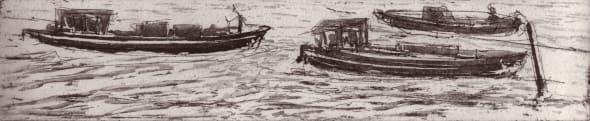 Venice, Boats IV