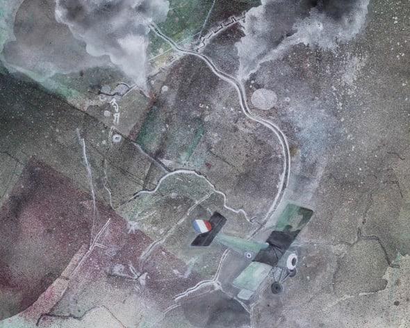 Spanbroekmolen/Nieuport 16