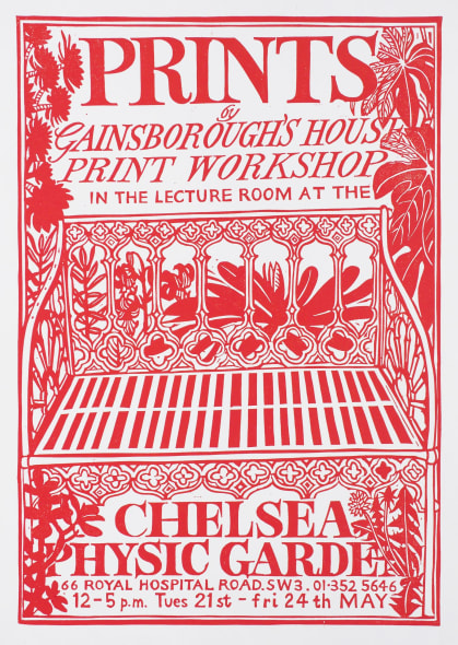 Chelsea Poster 1985