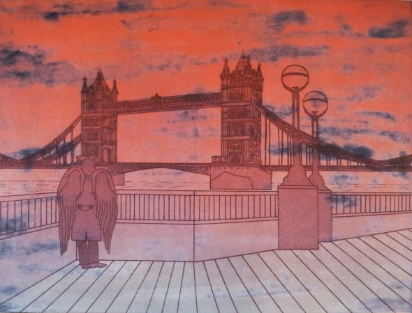 Tower Bridge, Angels of London Series