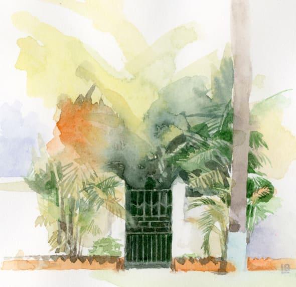 Gate to the Arabian Sea