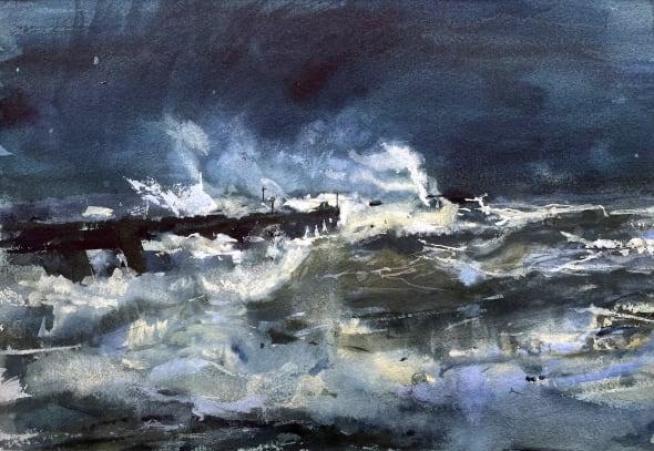 Raging Storm, Walberswick