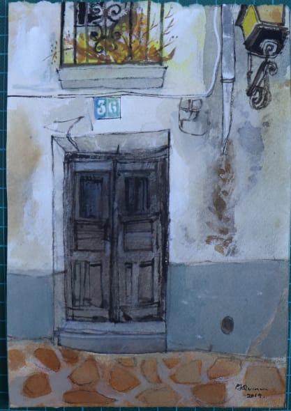 No. 36, Gaucin, Andalucia