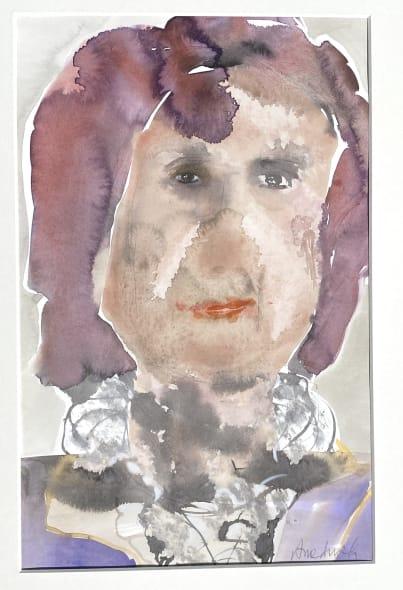 Portrait of Considering