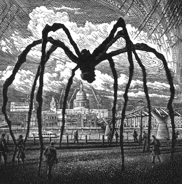 Thames Arachnid