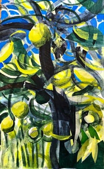Lemon Tree Study. I