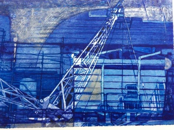 Blue Site 1