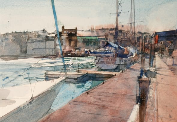 Nefertiti, Weymouth Harbour