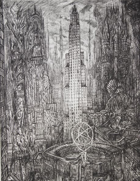Rockefeller City