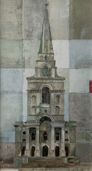 Christ Church Hawksmoor Study