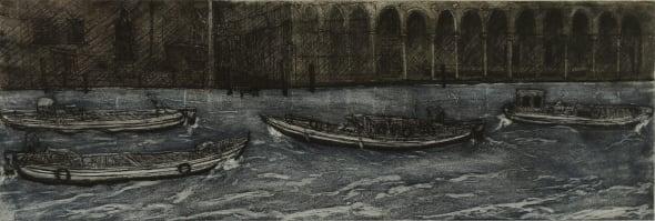Venice boats V (Canal Grande)