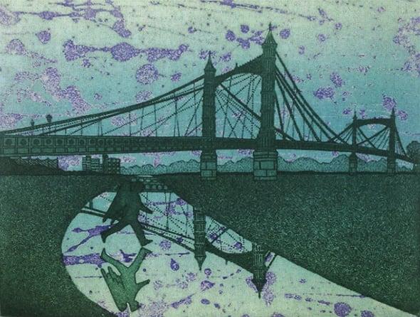 Albert Bridge, Angels of London Series