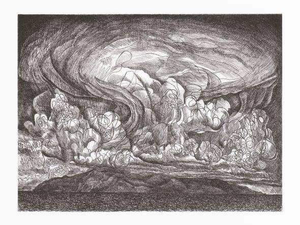 Storm Over La Gomera