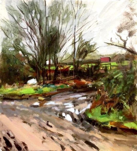 Bridgefoot Lane III
