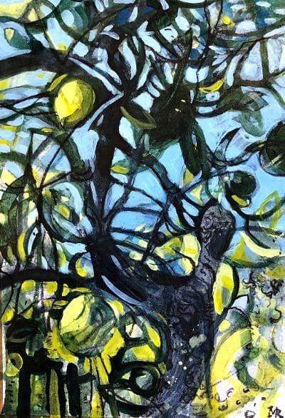 Lemon Tree Study. III