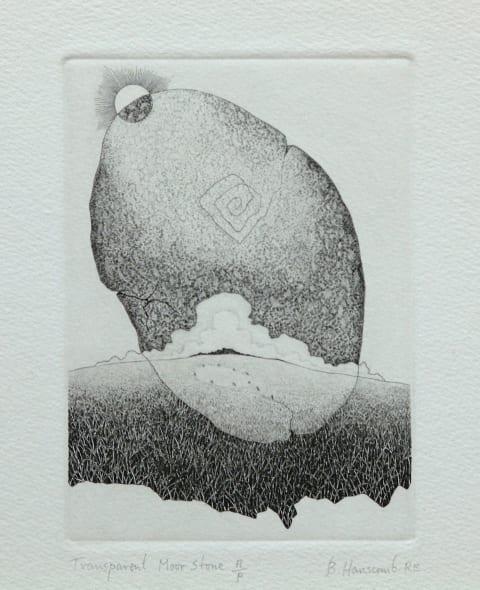 Transparent Moorstone