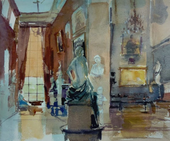 Petworth Interior - South Room