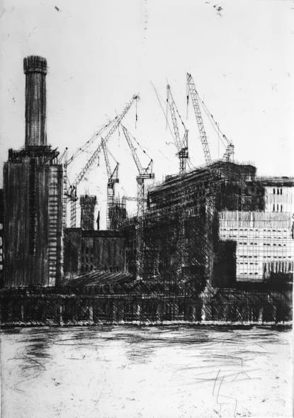 Battersea Power Station Development