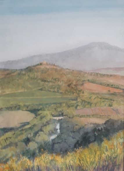 A Tuscan Landscape