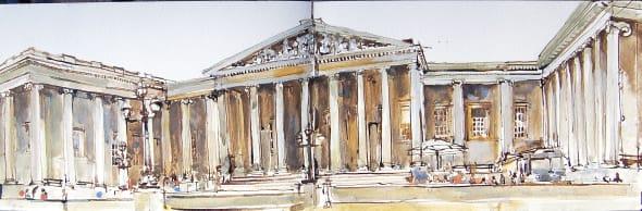 British Museum Study