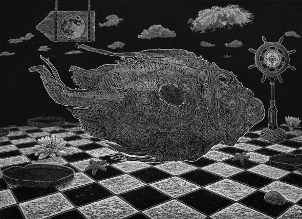 Saint Peter's Fish (Collaboration Ade Adesina & Ian Burke)