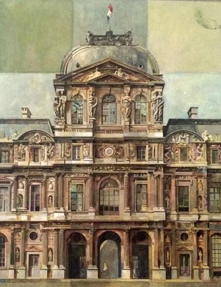 Pavillon Sully du Louvre