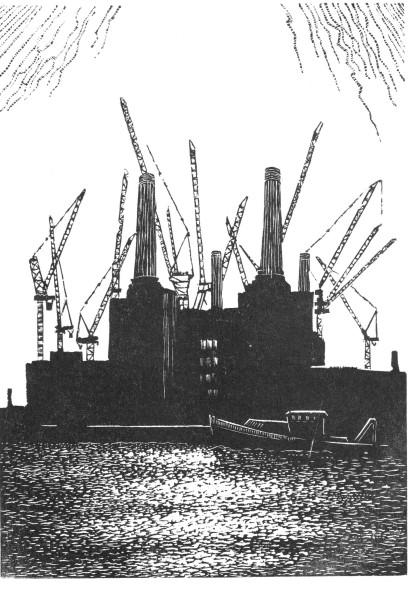 Cranescape