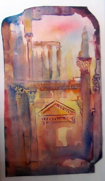 Ruins of Ancient Palmyra